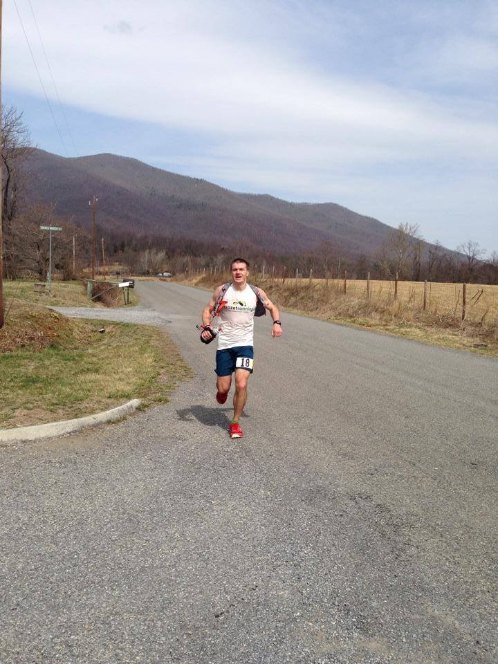 Race Report – Terrapin Mountain 50K, March 22nd 2014