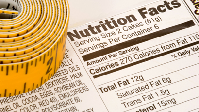 Back to Fitness – Why Counting Calories simply doesn't work