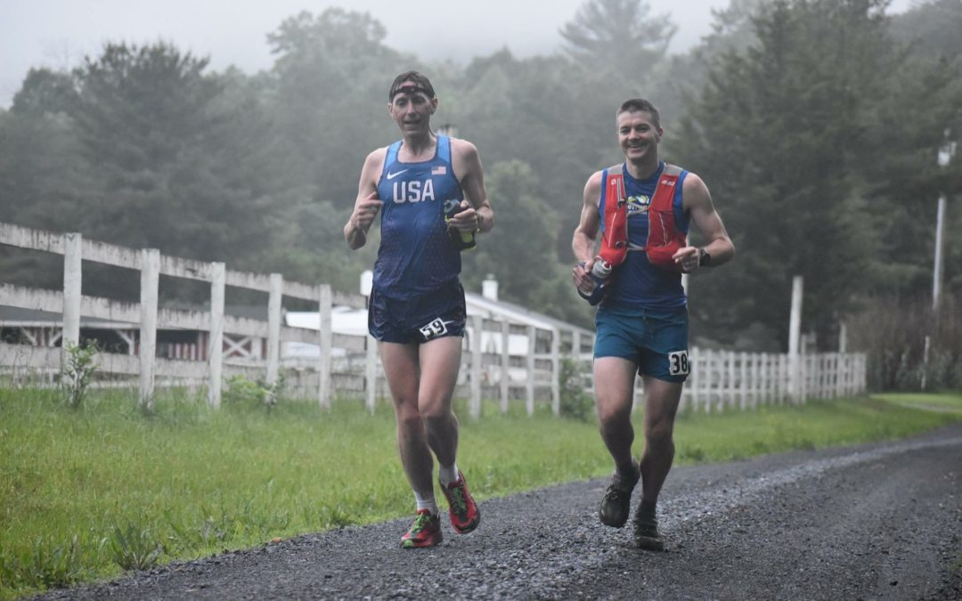 Old Dominion 100 Race Report