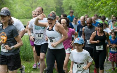 5th Annual Summer Trail Running Series registration now OPEN!